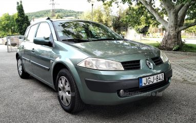 RENAULT MEGANE 1.5 dCi Authentique Plus